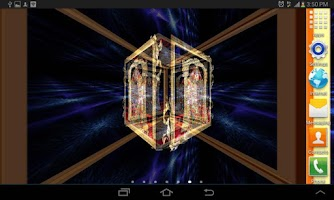 Screenshot of 3D Tirupati Balaji LWP
