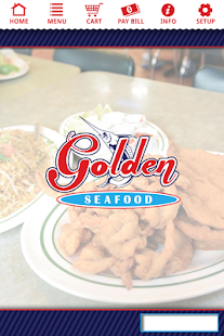 Golden Seafood - screenshot
