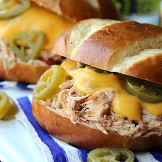 Jalapeno Chicken Sandwich Recipes