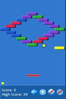 Screenshot of Brick Buster