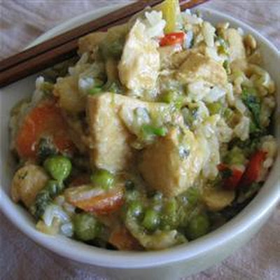 Really Easy Thai Green Curry Sauce