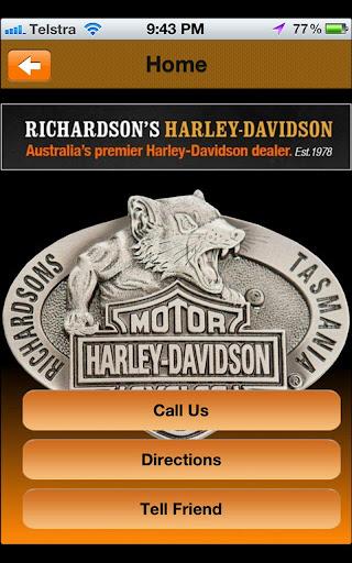 Richardsons Harley Davidson