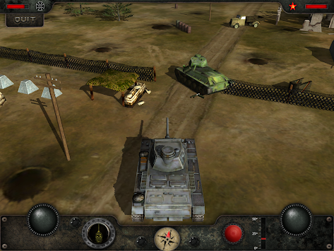 Armored Combat apk screenshot