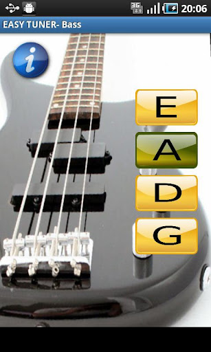 Easy Tuner - Bass