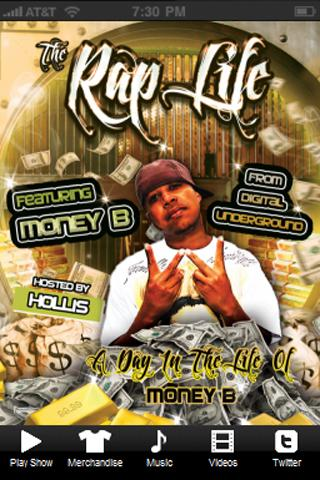 Money B - The Rap Life