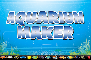 Screenshot of Aquarium Maker