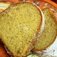 Banana Pound Cake the Easy Way