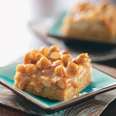 Gooey Butterscotch Bars Recipe
