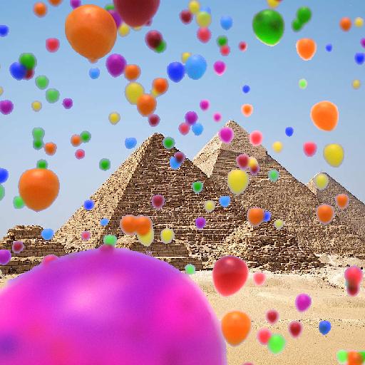 教育の幼児用の風船 LOGO-記事Game