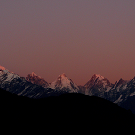 different by Arup Chowdhury - Landscapes Mountains & Hills