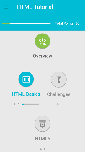Learn HTML Screenshot