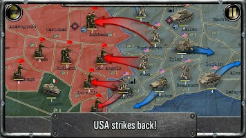 Screenshot of Strategy & Tactics: USSR vsUSA
