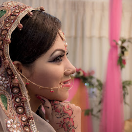 by Md Zobaer Ahmed - Wedding Other ( wedding, bride, portrait,  )