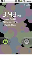 Screenshot of Live Wallpaper Bubble Ripple