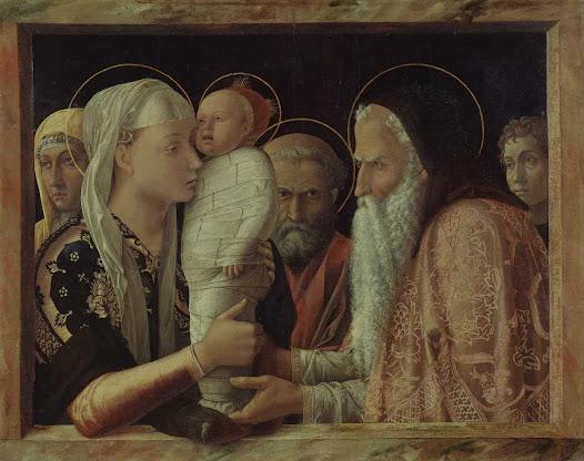 Mantegna, Presentazione