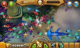 Screenshot of Fishing Joy FREE Game