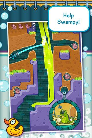 where-s-my-water for android screenshot