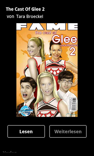 Fame Cast of Glee 2