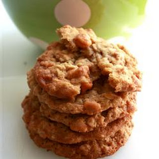 Oatmeal Butterscotch Cookies