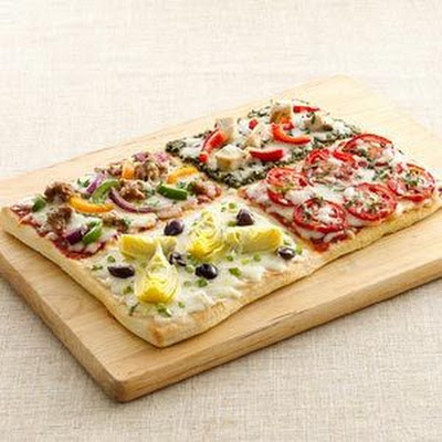 4-Square Family Pizza