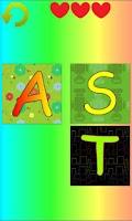 Screenshot of ABC - Learn All Alphabet Free