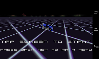 Screenshot of Neon Rider