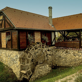 The old water mill by Marijan Forgač - Buildings & Architecture Other Exteriors