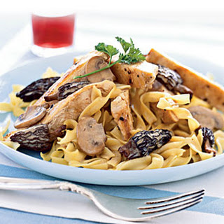 Chicken Breasts with Mushroom Sauce