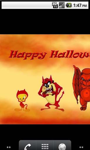 Halloween Mega Live Wallpaper
