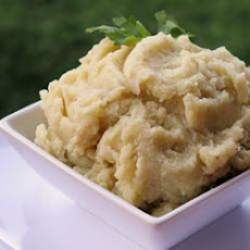 Artichoke Mashed Potatoes