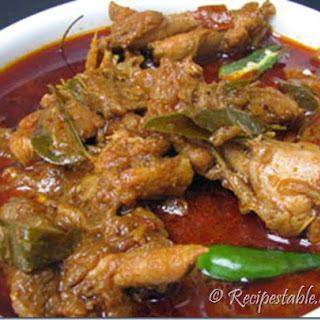 Chicken Nawabi