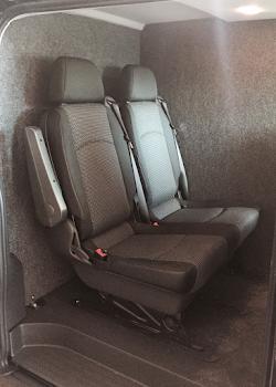 Protectavan Seat conversions