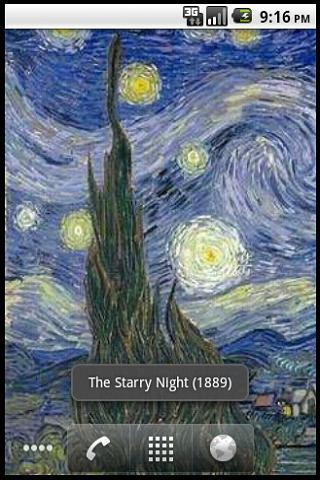 ★星夜你能感受到梵高的颜色?
