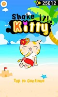 Screenshot of Shake it! Kitty