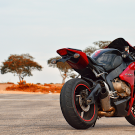 HONDA CBR FIREBLADE 1000RR by Vinay Creation - Transportation Automobiles ( bikes )