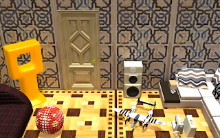 Screenshot of Room Escape - Strange Room