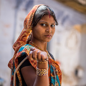 Udaipur by Kevin Standage - People Street & Candids ( canon, rajasthan, udaipur, india, travel, portrait )