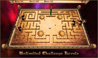 Screenshot of Maze Legends 3D Labyrinth