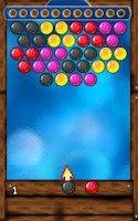 Screenshot of Bubble Bang