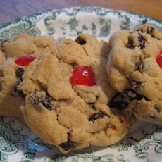 Soft Raisin Cookies