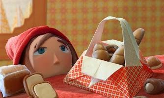 Screenshot of kırmızı başlıklı kız