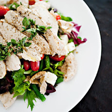 Chicken Pita Salad