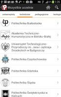 Screenshot of Informator dla Maturzystów '13