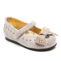 Mi.Mi.Sol Embellished Bar Shoe SHOES