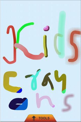 【免費工具App】Kids Crayons Doodle-APP點子