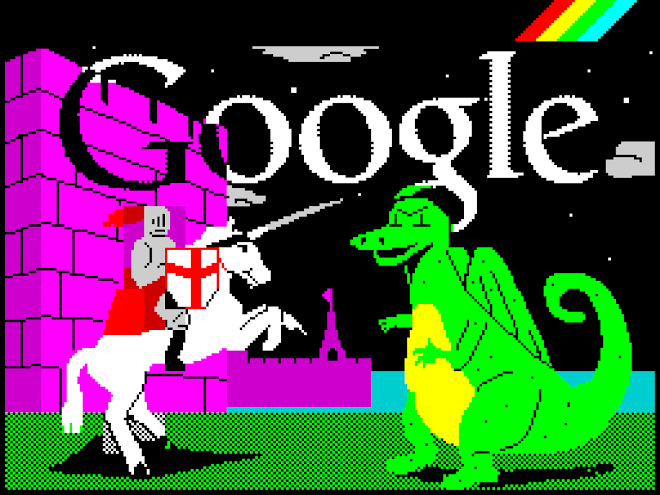 St. George's Day / The 30th Anniversary of the ZX Spectrum