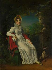 RIJKS: François Pascal Simon Gérard (Baron): painting 1837