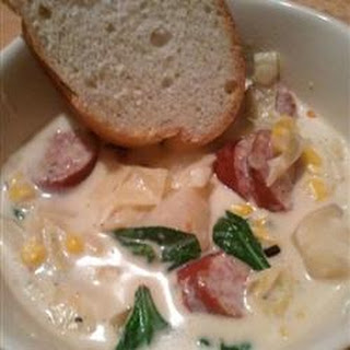 Cajun Potato Soup