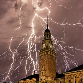 Kaos at Kalgoorlie by Craig Eccles - Landscapes Weather