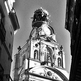 Street of faith by Dobrin Anca - Buildings & Architecture Other Exteriors ( god, church, faith, street, pray,  )